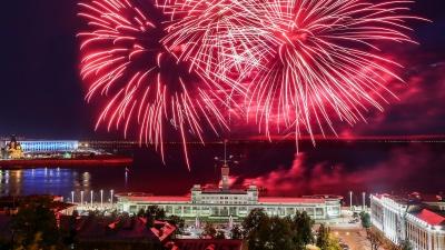 В Нижнем Новгороде всё же запустят салют на День города