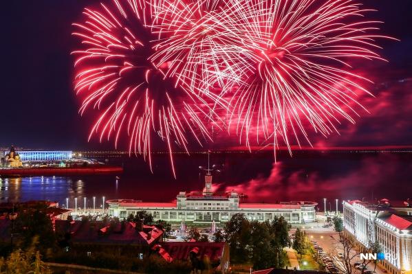 Вчерашний праздник стал для нижегородцев настоящим сюрпризом. А вот власти, судя по всему, готовились к этому событию давно