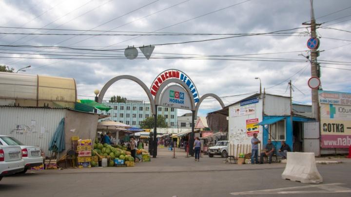 К Кировскому рынку хотят подвести дачные и пригородные автобусы