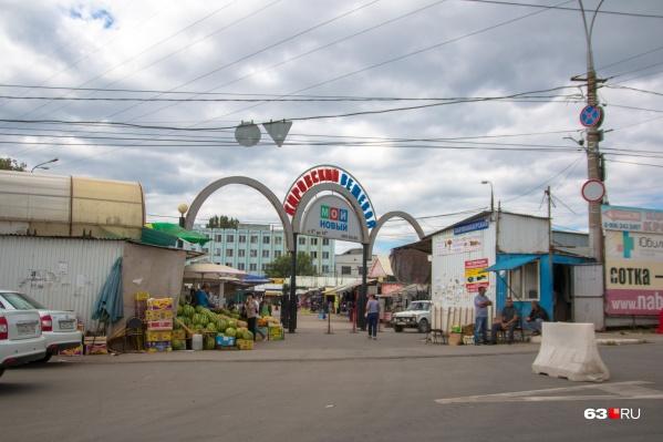 Рядом с Кировским рынком в ближайшие несколько лет должна появиться новая транспортная инфраструктура