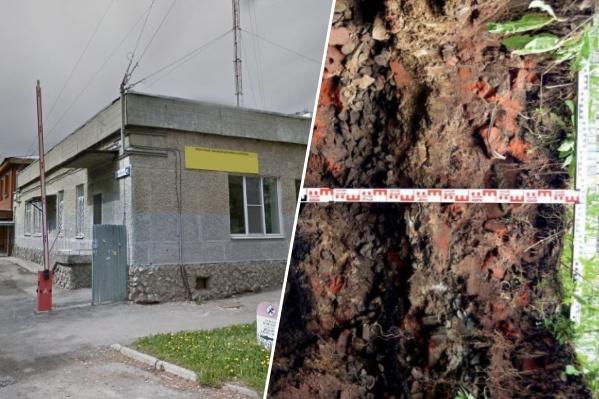 Археологи одобрили строительство ЖК во дворе техникума на Стахановской