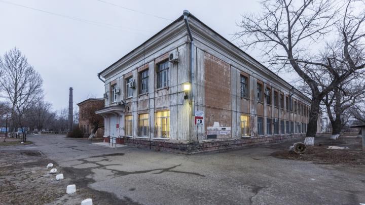 В Волгограде наркодиспансер переоборудовали под инфекционный госпиталь на 140 мест