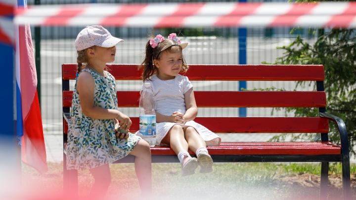 В Волгограде 1 сентября откроются все детские сады, кружки и секции