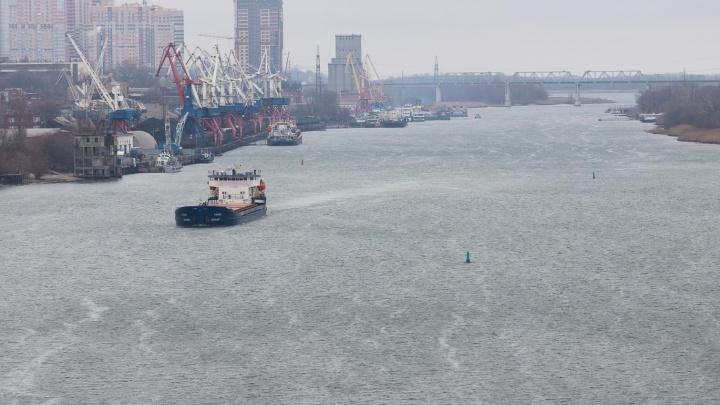 В Дону из-за ветра резко повысится уровень воды