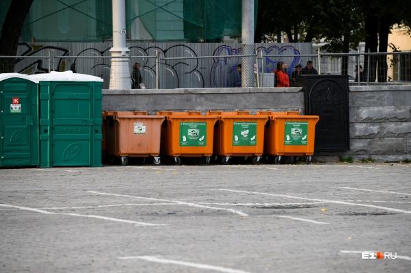 Под Екатеринбургом появится мусоросортировочный комплекс