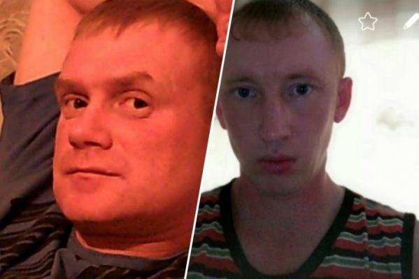 Иван Скурихин (слева) иЮрий Молчанов