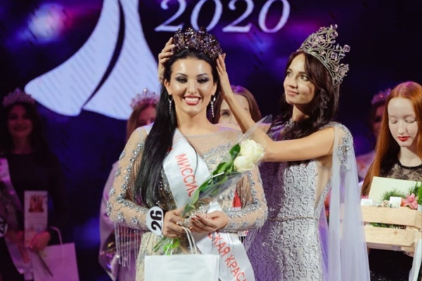 Дарья Бочарова — «Королева Красноярска — 2020»