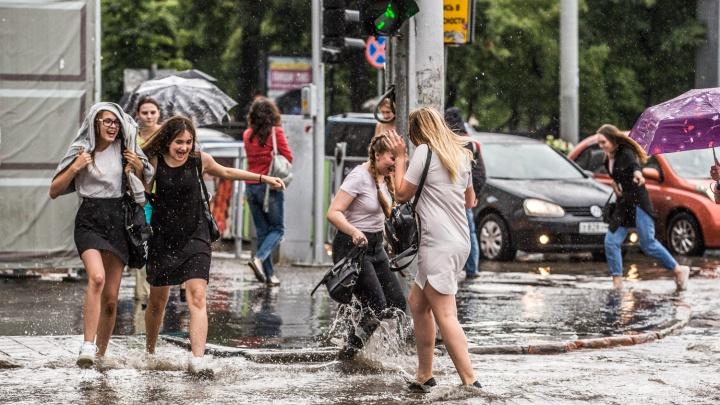 Очень грустный прогноз: изучаем, какая погода будет в Новосибирске на выходных