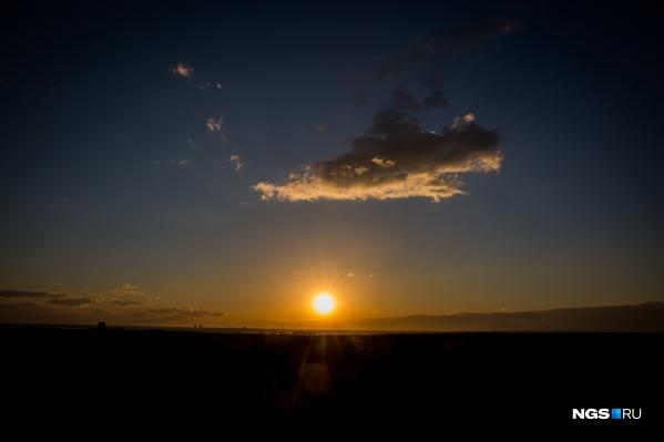 Центр солнечного диска сегодня пересечёт небесный экватор и перейдет из южного небесного полушария в северное