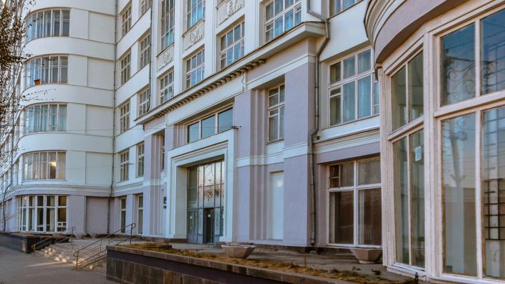 Суд отказался отбирать Дом промышленности за долги «Крыльев Советов»