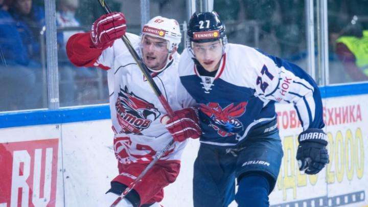 В хоккейном «Соколе» уволили тренерский штаб. Команда не пробилась вплей-офф ВХЛ