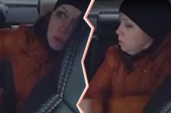 Девушка просила таксистку везти ее ребенка без автокресла, что является нарушением ПДД
