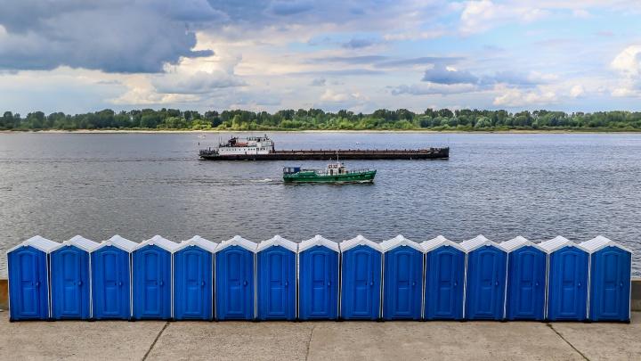 Острая нужда. Почему в Нижнем Новгороде беда с туалетами и как нам обещают с ней справиться