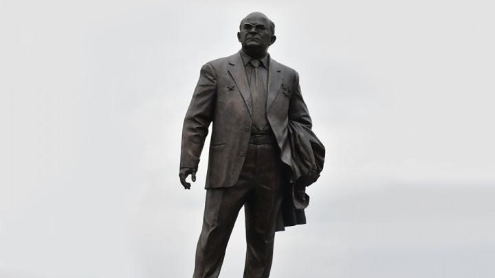 В Самаре ради строительства планетария придется переносить памятник Козлову