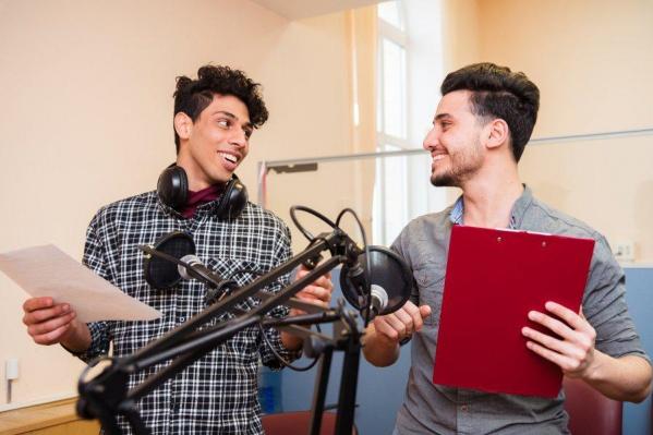 Институт медиа и социально-гуманитарных наук (ИМСГН) ЮУрГУ объединяет самых креативных студентов