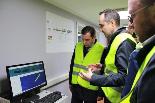 В планах у «Лесозавода 25» строительство новых производств и модернизация уже существующих