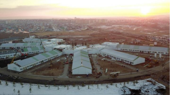 В Башкирии желающим работать в новом ковид-госпитале выделят десять квартир