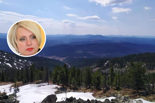 В Манском районе много туристических мест, одно из них— гораАргыджек, на которой власти хотят построить горнолыжный центр