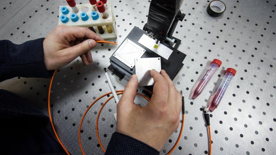 Самарские ученые научились диагностировать рак по одной капле крови