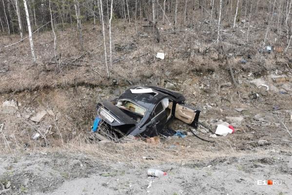 Вряд ли эту машину можно восстановить