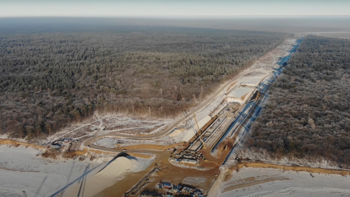 До Москвы — за 8 часов: какие транспортные развязки построят у моста у Климовки
