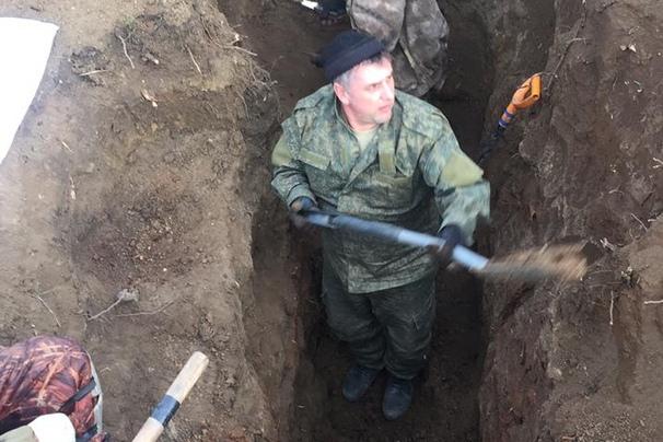 В Ростовской области поисковики нашли останки 30 солдат времен ВОВ