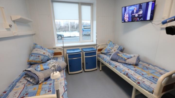 Число заболевших ковидом приблизилось к 300 в сутки, но чиновники говорят о сокращении госпитализаций