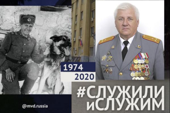 Флешмоб объединил сотрудников правоохранительных органов со всей России