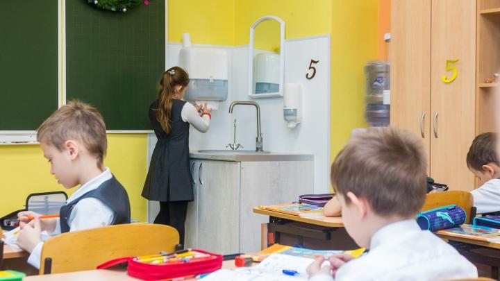 Министр образования рассказал, как проходит процесс обучения в школах Самарской области