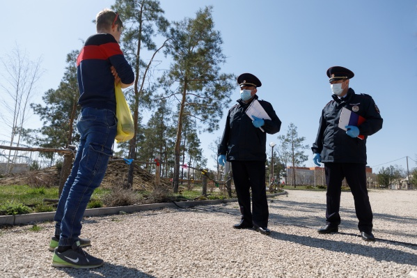 С 16 мая в Ярославской области введён обязательный масочный режим