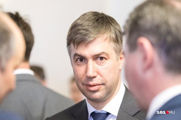 «Руль» от города Логвиненко принял после Виталия Кушнарева — дел накопилось много