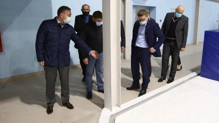 Возбуждено уголовное дело о мошенничестве при строительстве центра шорт-трека в челябинском бору