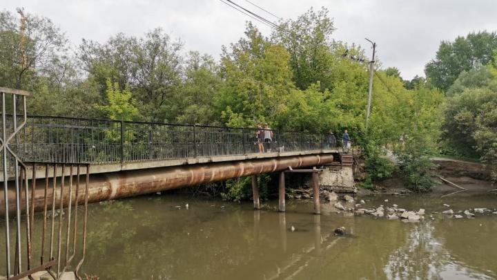 Высокинский предложил восстановить пруд у парка Маяковского
