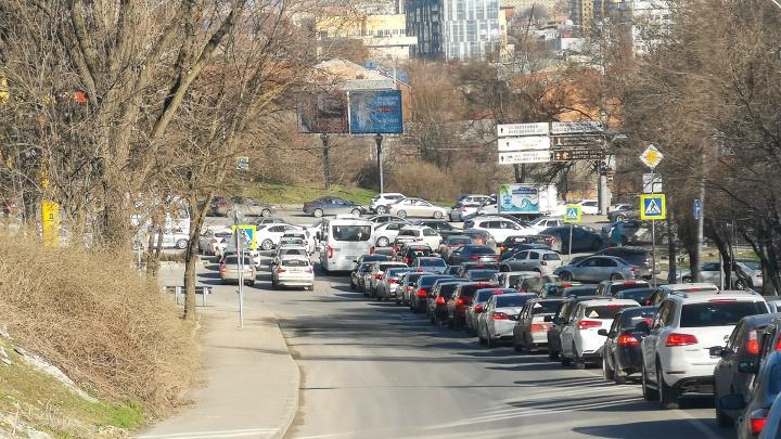 Будущая стройка у рощи СКА и объезды моста на Малиновского: главные события 10 декабря в Ростове