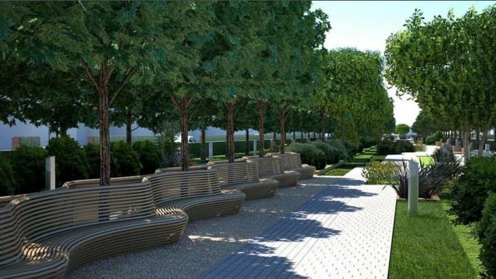 Скалодром, тюбинги и сад камней: челябинцы рассказали, какой парк хотят увидеть возле хоккейного центра