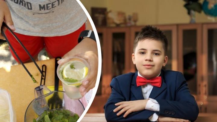 Как живет бизнесмен-школьник, который торговал в Новосибирске своим лимонадом ради «Лего»
