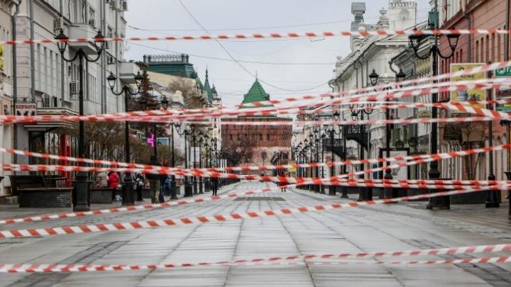 Глеб Никитин: «Всех въезжающих в область без прописки — на карантин»