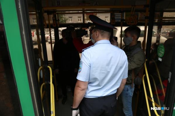 С 28 мая ношение масок стало обязательным в транспорте, однако с этим согласны не все пассажиры