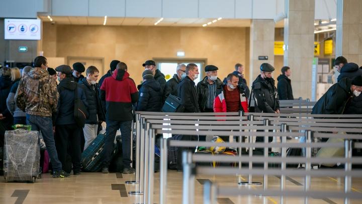 Спустя почти полгода для приезжих в Норильск отменили обязательную изоляцию на 14 дней