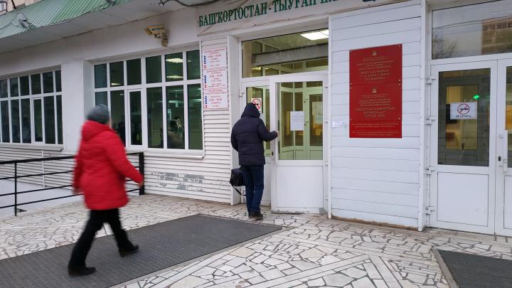 Выяснилось, когда заработает закрытая на карантин больница № 21 в Уфе