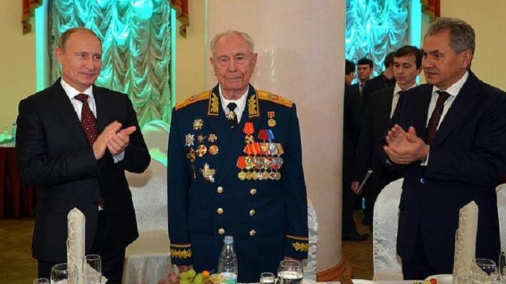 Умер последний маршал Советского Союза Дмитрий Язов