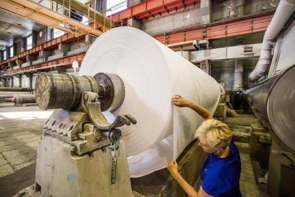 Сегодня АЦБК — одно из ведущих лесохимических предприятий РФ и Европы. Специализируется на производстве картона и товарной целлюлозы, бумаги и бумажно-беловых изделий