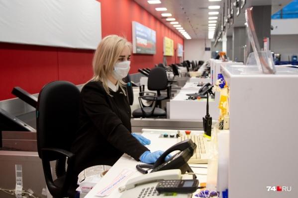 Пандемия коронавируса внесла серьезные коррективы в работу аэропорта, но теперь авиасообщение внутри страны потихоньку приходит в себя
