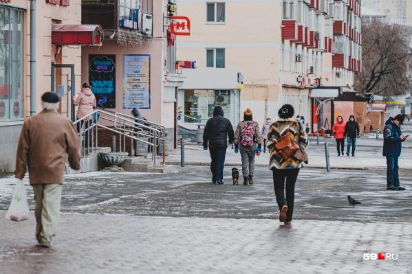 Больше всего случаев коронавируса традиционно в Перми