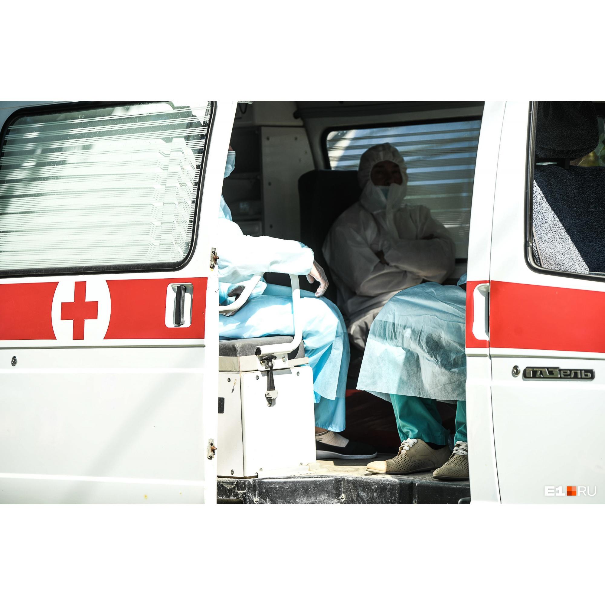 Во время пандемии несколько раз было так, что на смену не вышел ни один врач. Многие медики болели