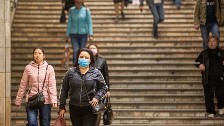 Новосибирское метро продаёт маски в 10 раз дороже, чем покупало