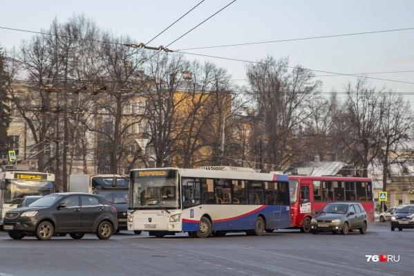 Глобальная транспортная реформа в Ярославле начнется в 2021 году
