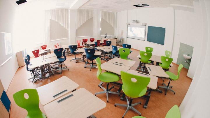 Тюменские школы из-за коронавируса перешли на дистанционное обучение