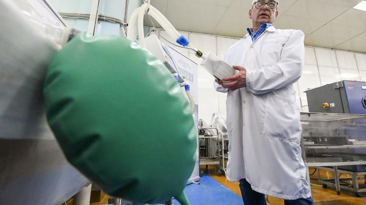 В Самарскую область привезли второе «искусственное лёгкое» для больных COVID