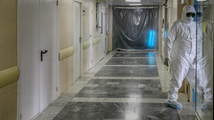 Ждем карантин: больше половины новых случаев COVID выявили в Самаре